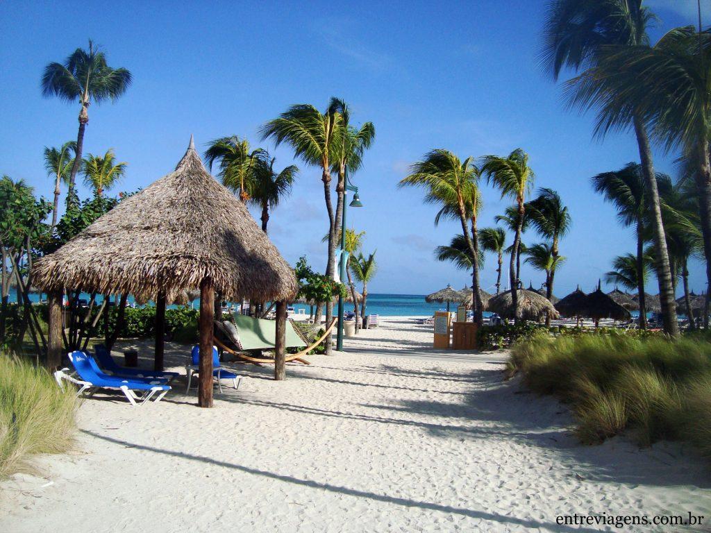 Aruba-caminho-para-praia