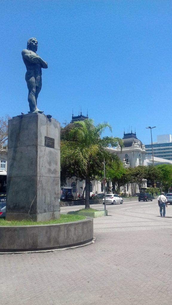 estátua-de-Araribóia