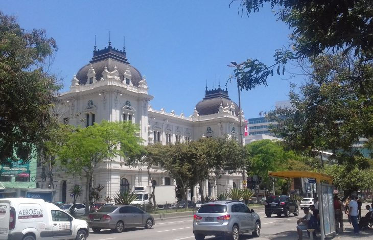 Palácio dos Correios em Niterói – um prédio histórico