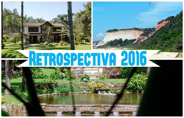 Melhores Viagens – Retrospectiva 2016