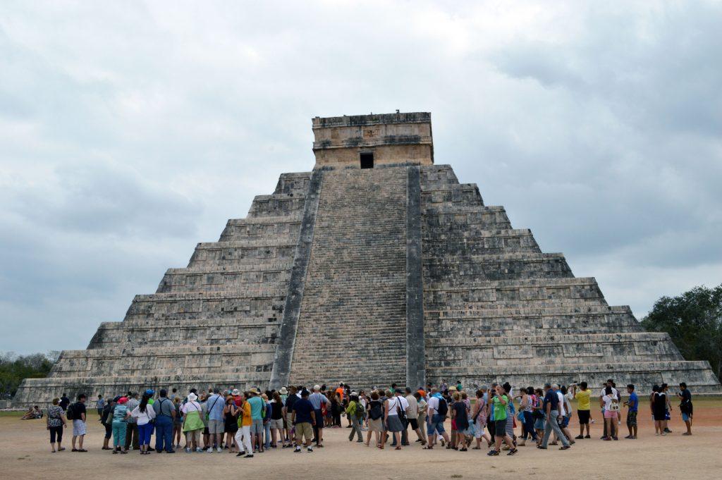 Passeios-em-Cancun-Chichén-Itzá