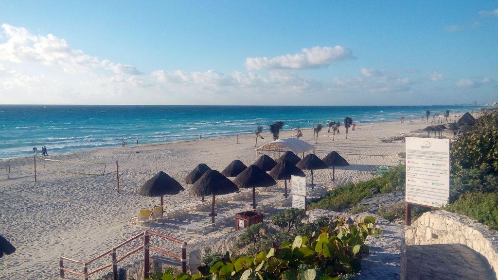 Cancun-praia-hotel