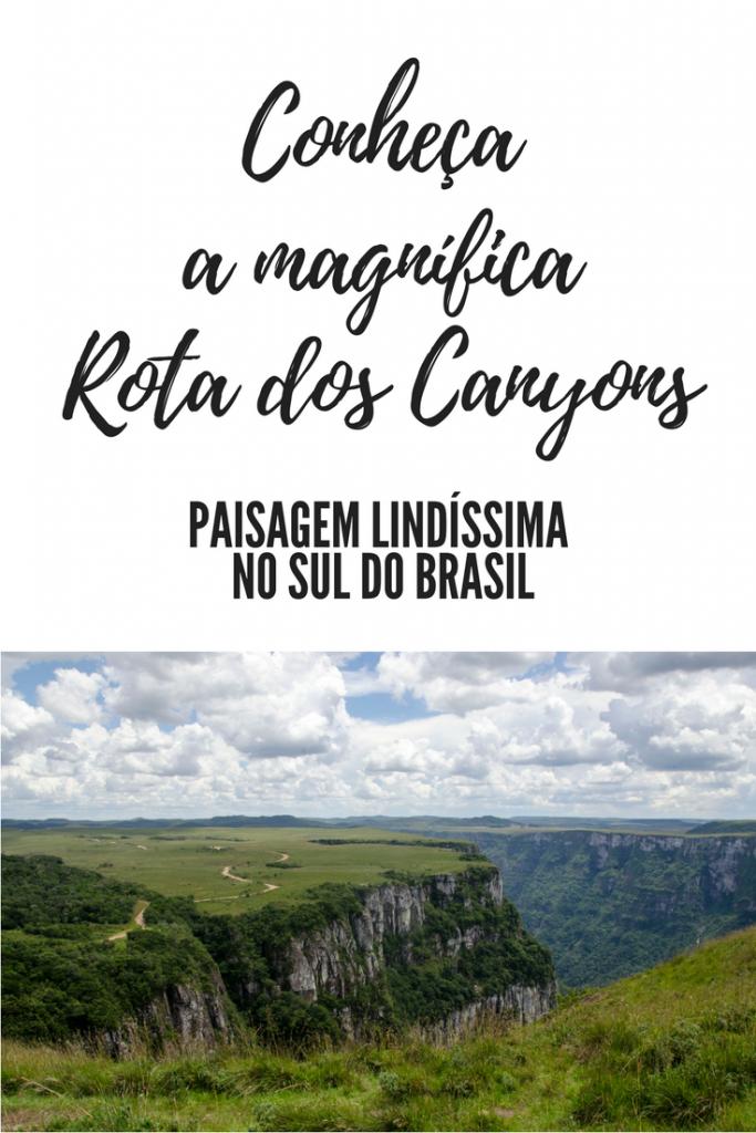 Rota-dos-Canyons