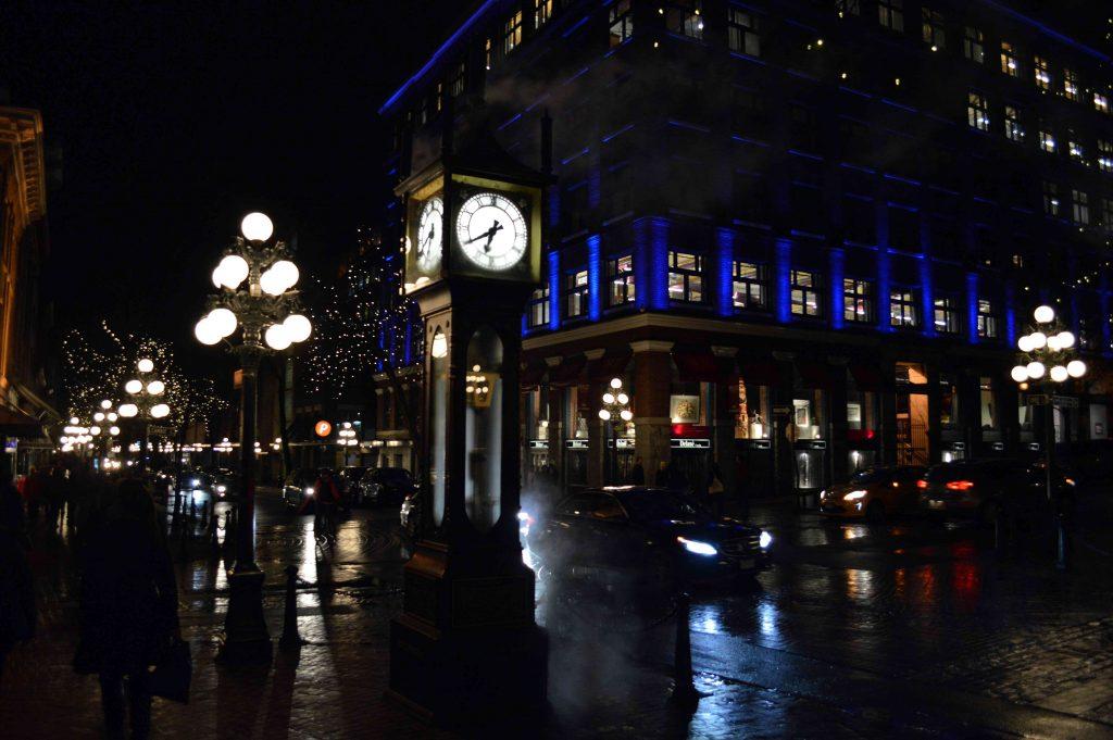 Vancouver-Relógio-a-vapor