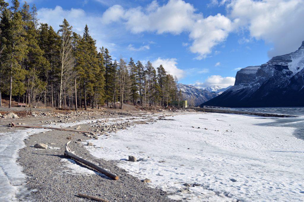 Canadá-Lake-Minnewanka