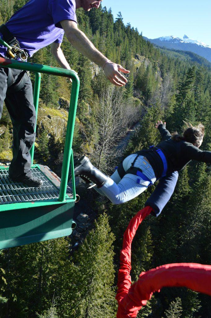 Canadá-bungee-jump