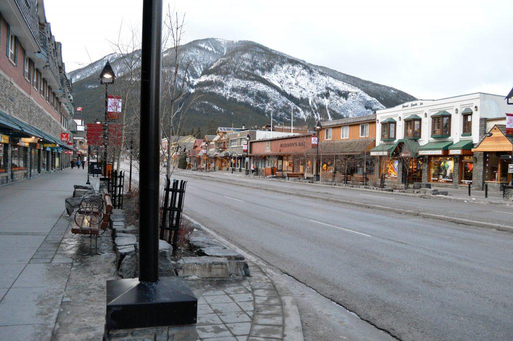 Canadá-Centro-de-Banff