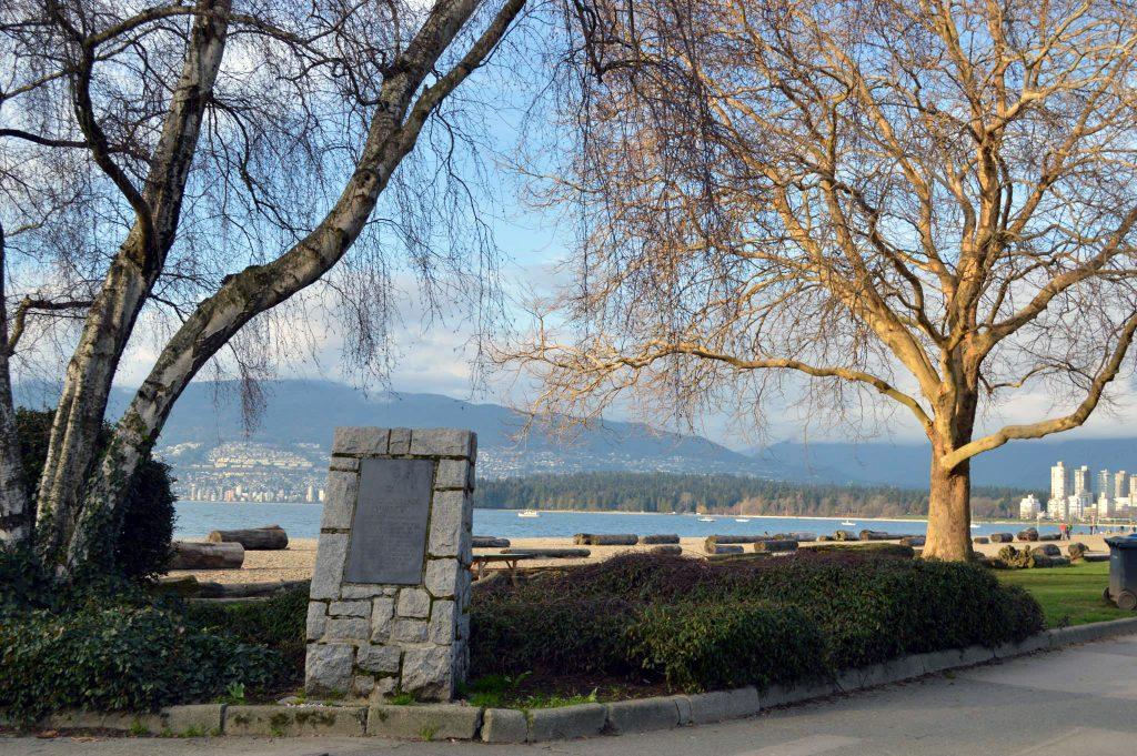 Vancouver-Parque-praia-de-Kitsilano
