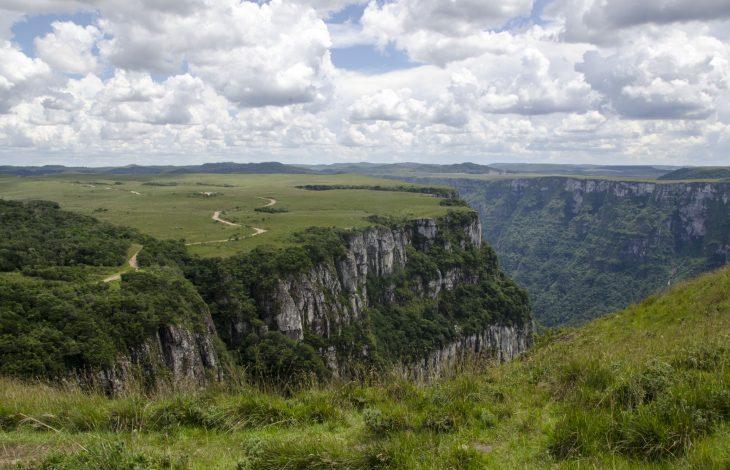Conheça a magnífica Rota dos Canyons – paisagem lindíssima no sul do Brasil